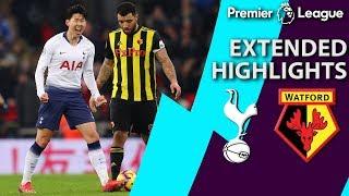 Video Tottenham v. Watford | PREMIER LEAGUE EXTENDED HIGHLIGHTS | 1/30/19 | NBC Sports MP3, 3GP, MP4, WEBM, AVI, FLV Maret 2019