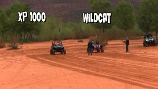 7. 1000cc Shootout.  XP1000 vs Maverick XRS vs Wildcat X