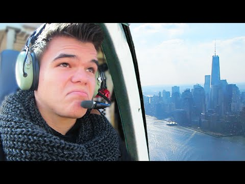 New York City - MY NEW YORK CITY VLOG! Hope you enjoyed those crazy clips out of the helicopter! :D ▻ Subscribe: http://goo.gl/RnE9oB ▻ Jelly Store: http://jellebay.com My Friends: Jordi: http://goo.gl/vY6HZ...