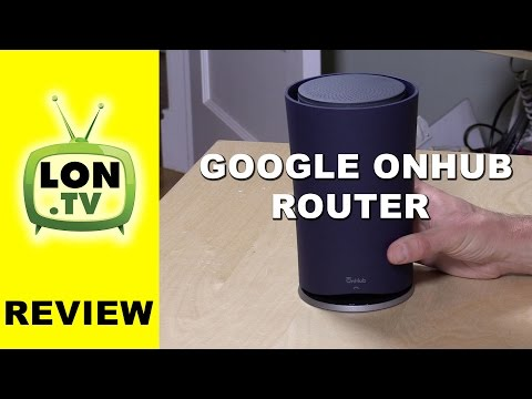 Google OnHub Wireless Router Review - In-depth - Simple router for non-techies