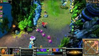 (HD082) Finale go4LoL#37 SK vs Wizards Club-Part 1- League Of Legends[FR]