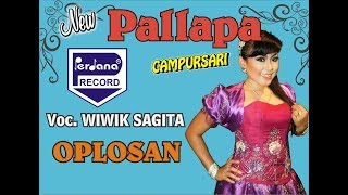 Download Lagu Wiwik Sagita - Oplosan - New Pallapa [Official] Mp3