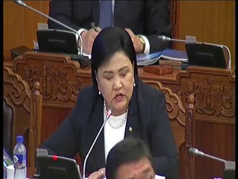 Д.Оюунхорол: Тогтвортой хөгжлийн зорилгыг биелүүлэхэд Монгол Улс илүү анхаарч ажиллах шаардлагатай