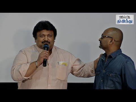 We-Should-Not-Give-up-Kashmir-Actor-Prabhu-in-Wagah-Press-Meet-Vikram-Prabhu-GNR-Kumaravelan