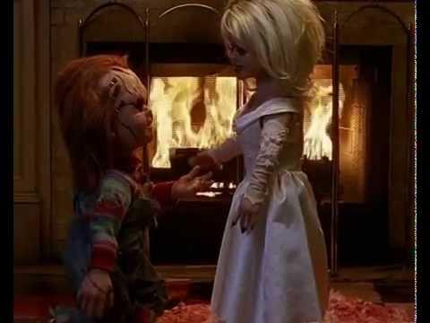A noiva de Chucky   Trilha original