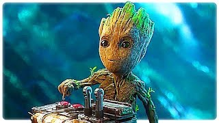 Video Guardians of the Galaxy 2 Baby Groot Best Funny Movie Clips (2017) MP3, 3GP, MP4, WEBM, AVI, FLV Oktober 2018