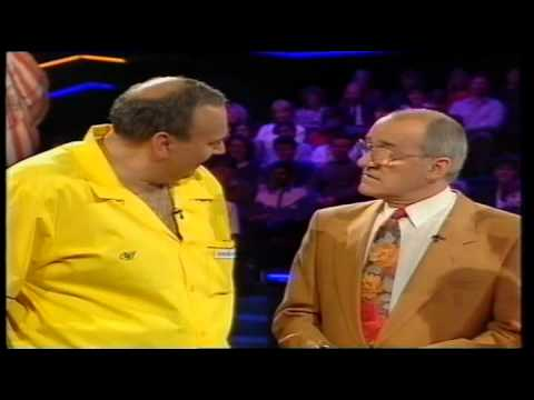 Bullseye - Watch Graham Wilson and his partner Bob take all the prizes Bullseye! Graham can throw darts and Bob can spell! Perfect team i'd say.