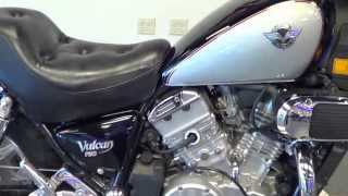 1. 2004 KAWASAKI VULCAN 750-LOW MILES-UPGRADES-EXCELLENT