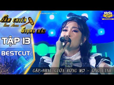 GẶP NHAU GIỮA RỪNG MƠ - ƯNG LINH | Cô gái cực xinh hát TRONG VEO làm Hồng Đào tự hào ngất ngây