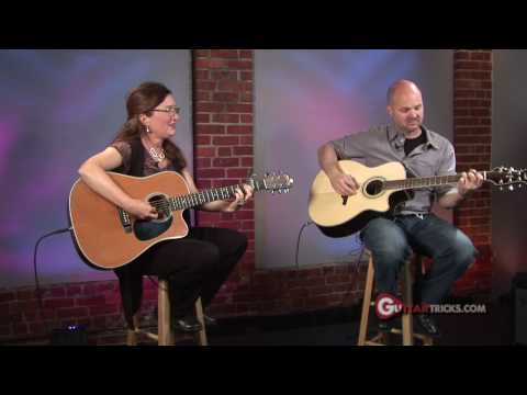 Acoustic Guitar Lesson – Guitar Tricks 28