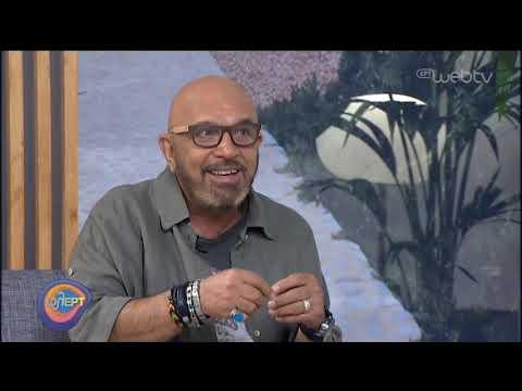 Ο Γιάννης Ζουγανέλης φλΕΡΤάρει στην παρέα μας! | 22/06/2020 | ΕΡΤ