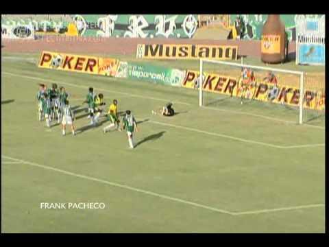 El centrocampista Frank Pacheco