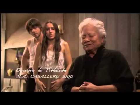 il segreto - un'anziana donna a puente viejo