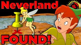 Film Theory We Found Neverland Disney Peter Pan
