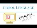 Leer un registro del fichero de entrada en cobol Problema resulto en Cobol