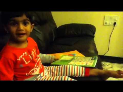 Vedika and phonics -2