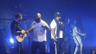 """Feel Good Inc"" Gorillaz & De La Soul@Wells Fargo Center Philadelphia 10/11/18"