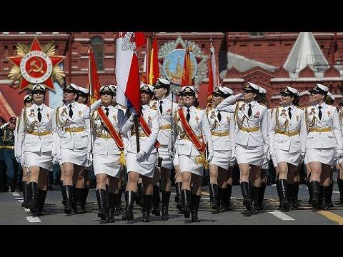 Ρωσία: Επίδειξη στρατιωτικής υπεροχής με αφορμή την Ημέρα της Νίκης