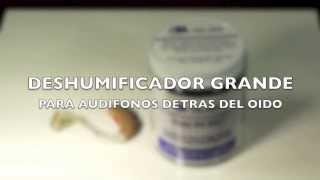 COMO UTILIZAR EL DESHUMIFICADOR GRANDE