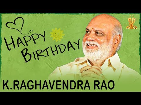 K. Raghavendra Rao Birthday Special Video Full Hd || Suresh Productions