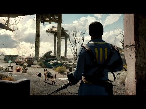 "fallout 4 ""the wanderer"" - trailer 2015"