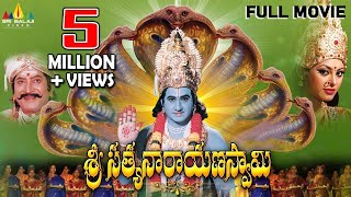 Video Sri Satyanarayana Swamy Full Movie | Suman, Krishna, Ravali, Pinky Sarkar | Sri Balaji Video MP3, 3GP, MP4, WEBM, AVI, FLV Oktober 2018