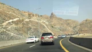 Al Hada Saudi Arabia  City new picture : Al Hada – Taif لطائف الهدا (Al Kara) Road - Saudi Arabia