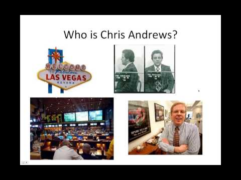 Pregame.com Webinar: Former Bookmaker Chris Andrews