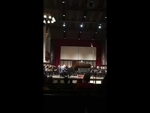 Jovanni-Rey de Pedro: Piano Concerto for Piano and Winds \