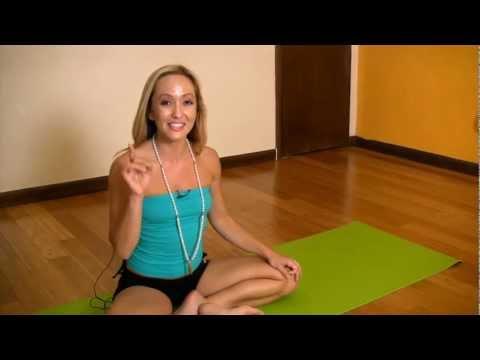Yogic Breathing Exercises – Ujjayi Pranayama with Kino