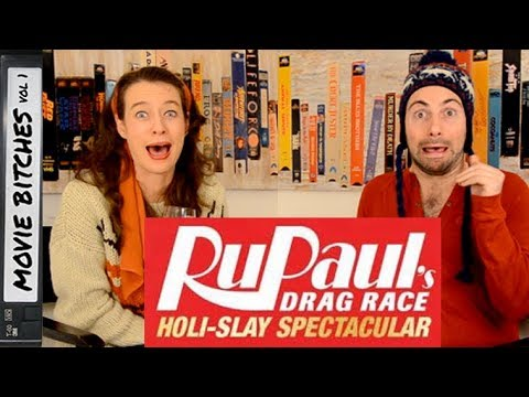 RuPaul's Drag Race Holi-slay Spectatular | MovieBitches RuView