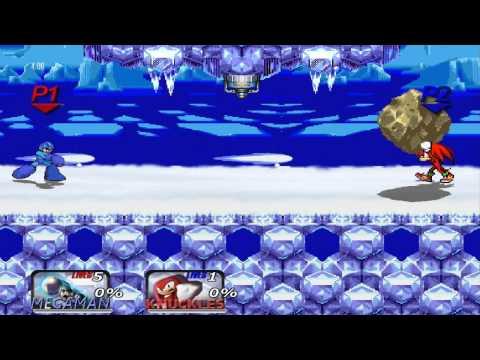 Super Smash Bros Crusade v0.8 Classic Mode [HD]