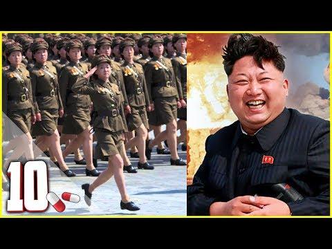 10 divieti e leggi assurde in corea del nord