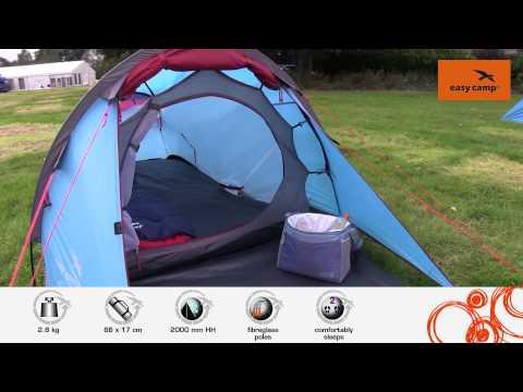Відеоогляд туристичної палатки Easy Camp STAR 200