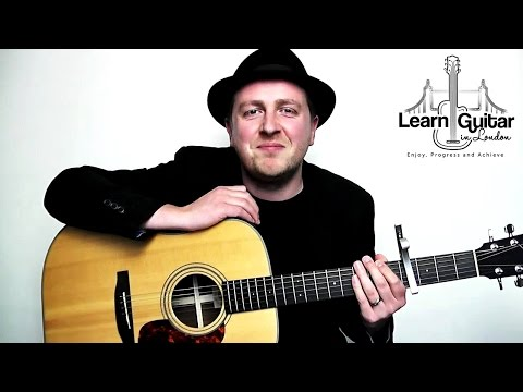 The Only Exception – Guitar Lesson For Beginners – Paramore