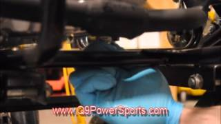 9. How to Change the Oil on a Chinese Youth Four Wheeler | Q9 PowerSports USA