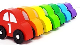 Kid Learning Video: Learn Colors, Counting, and Sorting! Play with Fun Car Toys for Kids!