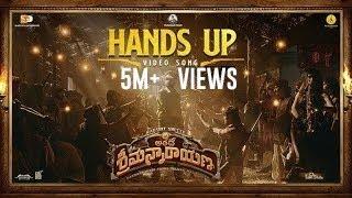 Video Athade Srimannarayana Movie Songs   Hands UP Video Song   Rakshit Shetty   Shanvi   Pushkar M download in MP3, 3GP, MP4, WEBM, AVI, FLV January 2017