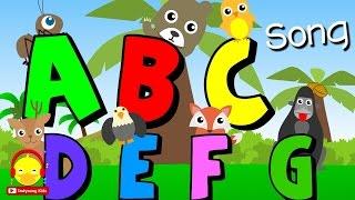 เพลงเอบีซี ABC Songs for Children สอนคำศัพ์สัตว์ภาษาอังกฤษ