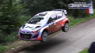 WRC Germany - Adac Rallye Deutschland 2014 Highlights [HD] By Speed Est Racing