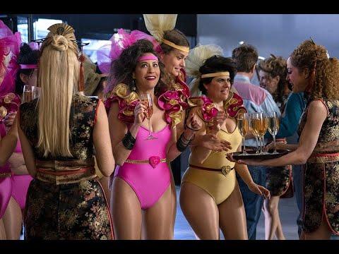 "Glow Season 3 Episode 2 ""Hot Tub Club"" AfterBuzz TV"