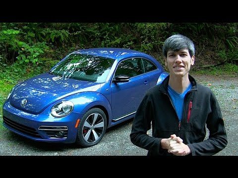 beetle - The 2015 VW Beetle R-Line brings performance the the Beetle lineup. The R-Line features a 2.0L TSI DOHC 16-Valve turbocharged 4-cylinder engine with direct i...