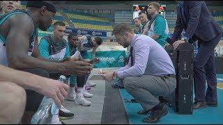 Лучшие моменты матча Национальная лига— Финал: «Астана»— «Барсы Атырау» (Игра 1)