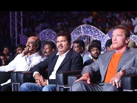 Pre Production work Begins for Rajini-Shankar s Endhiran 2