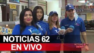 La pasión por los Dodgers llega a la cocina – Noticias 62 - Thumbnail