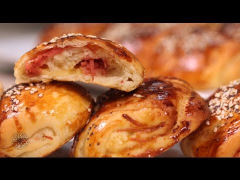 Rghaif ou Petits pains sucrés et petits pains salés pour ramadan