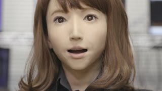 Video This Might Be the Most Life-Like (And Creepiest) Robot Ever Built MP3, 3GP, MP4, WEBM, AVI, FLV September 2018