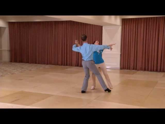 American Smooth Bronze Waltz Routines