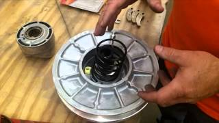 8. 570 Sportsman 2014-15 Clutch Kit Install - EPI Performance