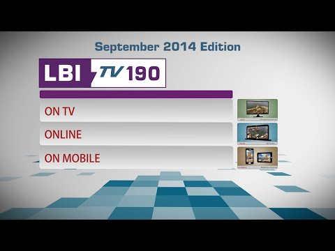 LBI TV September 2014 Edition